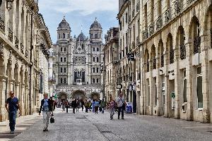 Rue de Dijon