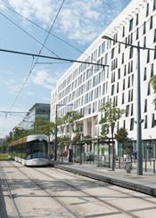 Quartier de la Joliette, Marseille