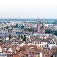 Toits de Strasbourg